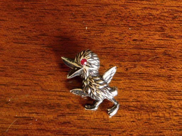 1950s Baby Bird Pin Brooch
