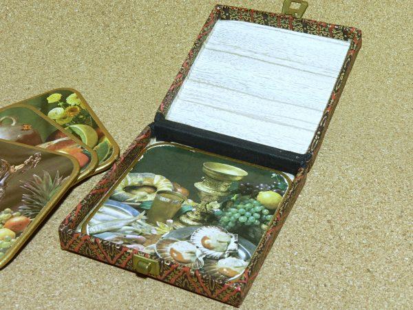 Win-El-Ware Coasters by John Lee