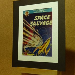 Space Salvage by H K Bulmer