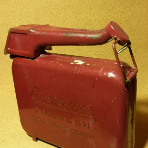 Eversure Fillacan Vintage Petrol Can