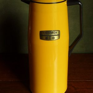 Yellow Thermos Jug