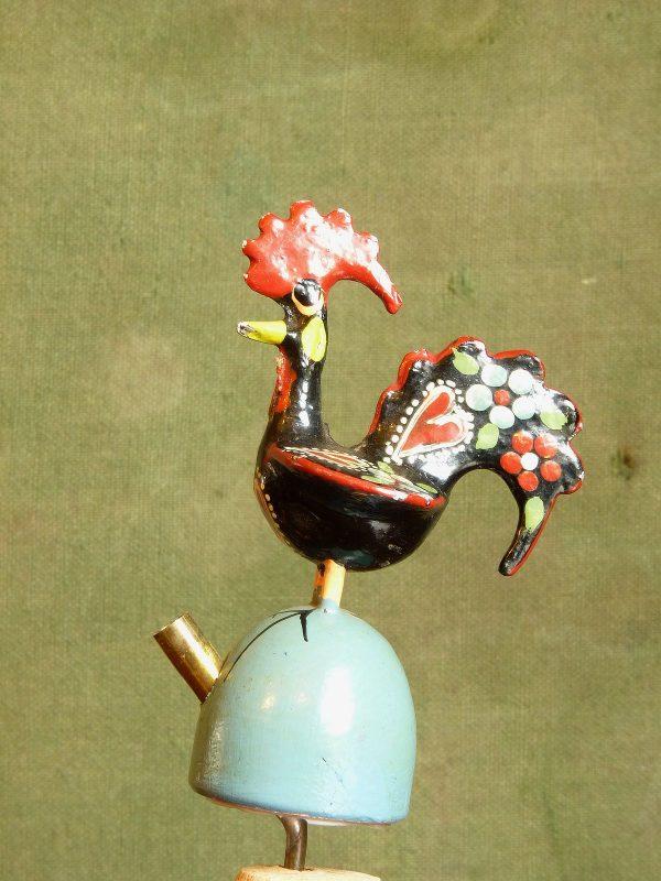 Cockerel Bottle Pourer