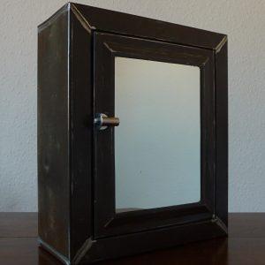 Metal Bathroom Cabinet by GENYK