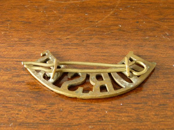Dorset Regiment Shoulder Title