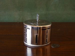 Yorkshire Penny Bank Money Box (with key and container)
