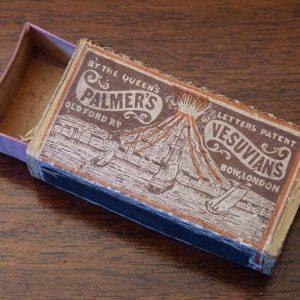 Palmer's Vesuvians