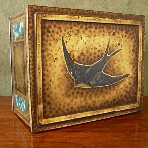 Bluebird Toffee Tin