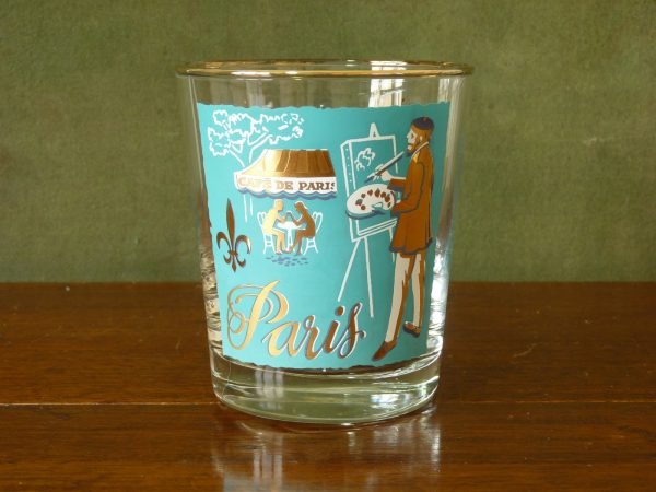 Libbey International Cities Tumbler - Paris