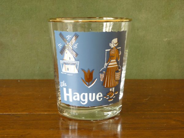 Libbey International Cities Tumbler - The Hague