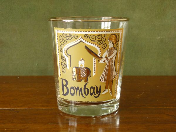 Libbey International Cities Tumbler - Bombay