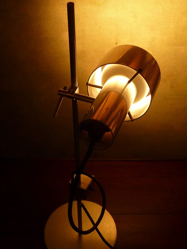 Peter Nelson FA2 Desk Light Spotlight 1967