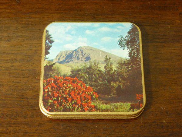 Win-el-ware Scottish Scenes Coasters