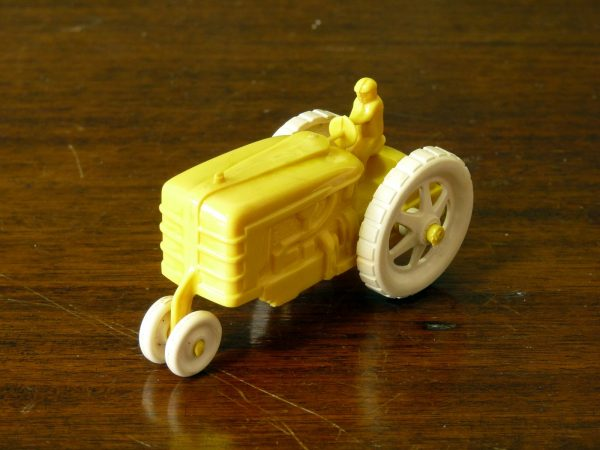 Rosedale Tudor Rose Small Rowcrop Tractor