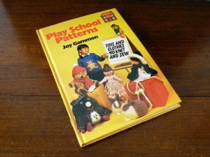 Play School Patterns book by Joy Gammon - kitsch and nostalgic!