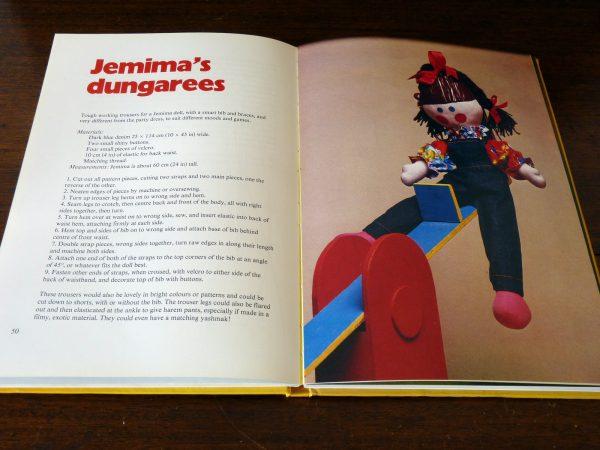 Play School Patterns book by Joy Gammon 1980