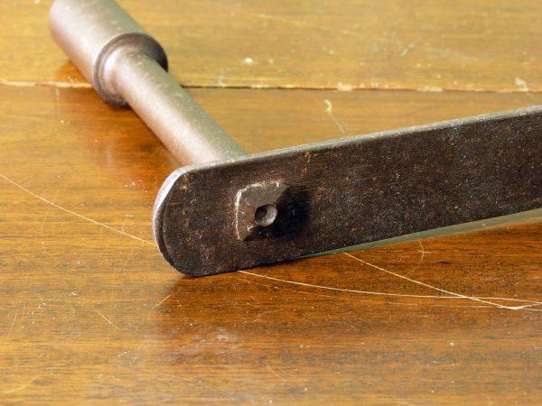Antique Extending Table Winder Victorian Walnut