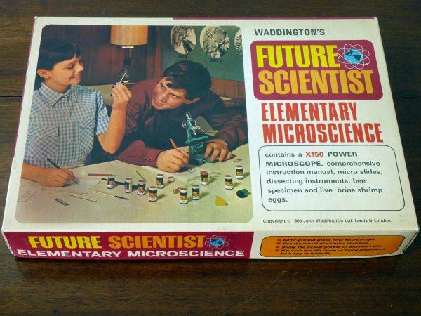 Waddington's Future Scientist: Elementary Microscience (1969)