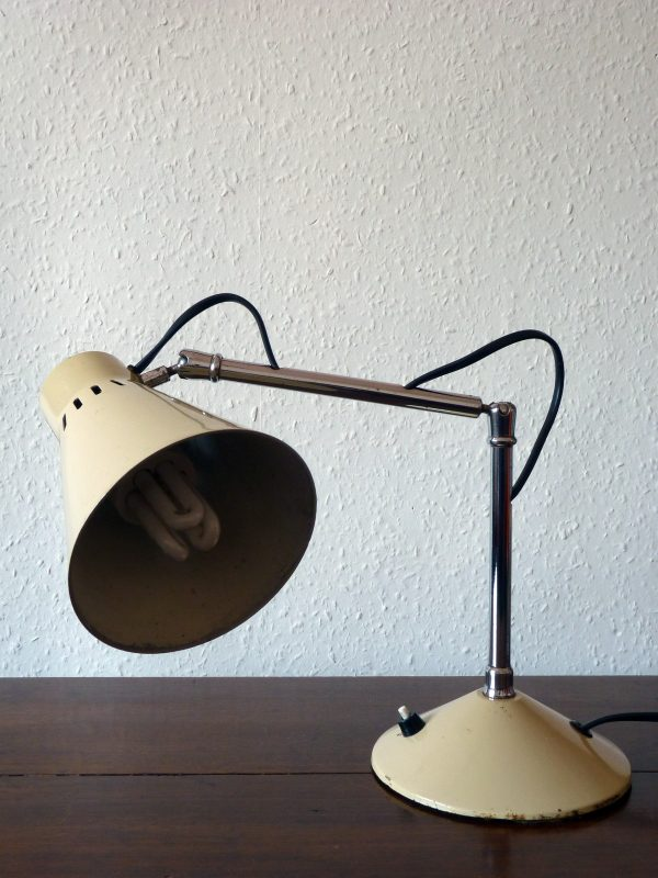 1950s Articulated Pifco Desk Lamp