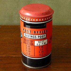 Silver Jubilee 1977 Post Office Savings Post Money Box Letter Box