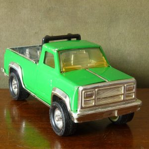 1970s Green Pressed Steel Tonka Toy Pickup