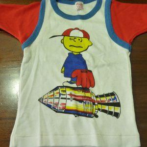 Nayytex Charlie Brown Cotton Baby Toddler T-shirt
