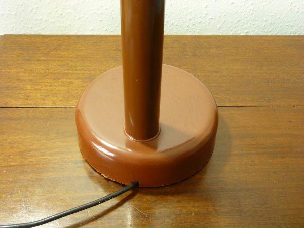 Santi Cobra Flexible Lamp 1970s Brown Black