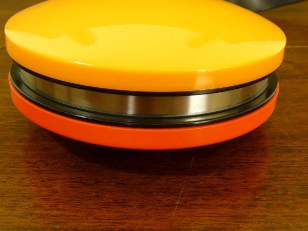 Vintage Tote-A-Tone Portable AM Radio with Strap