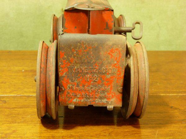 1930s Triang Model Tractor No. 2 Clockwork