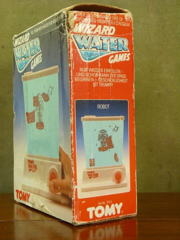 1980s Tomy Water Wizard Game (aka Whoosher) - Robot
