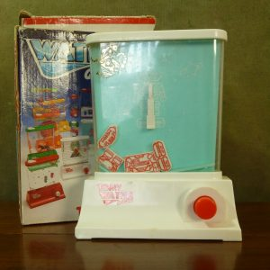 1980s Tomy Water Wizard Game (aka Whoosher) - Robot