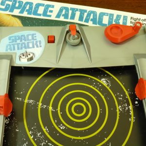 1980s Action GT Space Attack! Alien Invader Game 1983